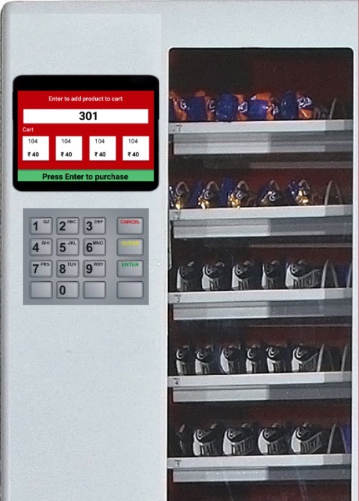 Vending Machine Plug & Play Solution